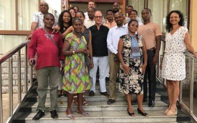 Formation coaching de 17 managers d'une Fondation à Madagascar