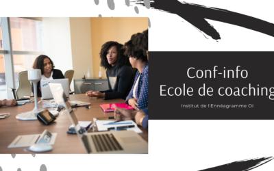 Conf-info sur l'Ecole de coaching & leadership