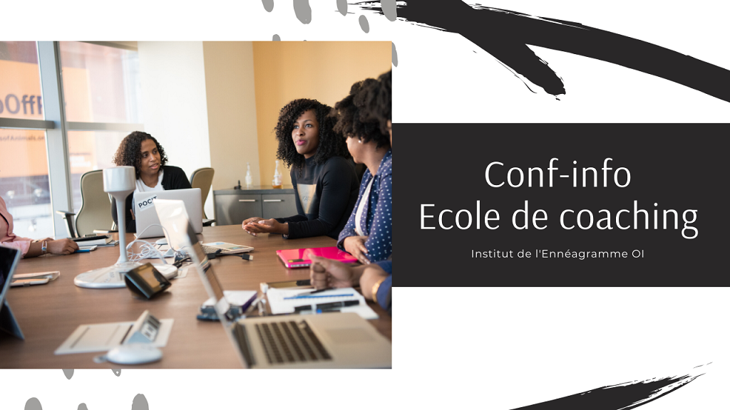 Conf-info sur l'Ecole de coaching & leadership