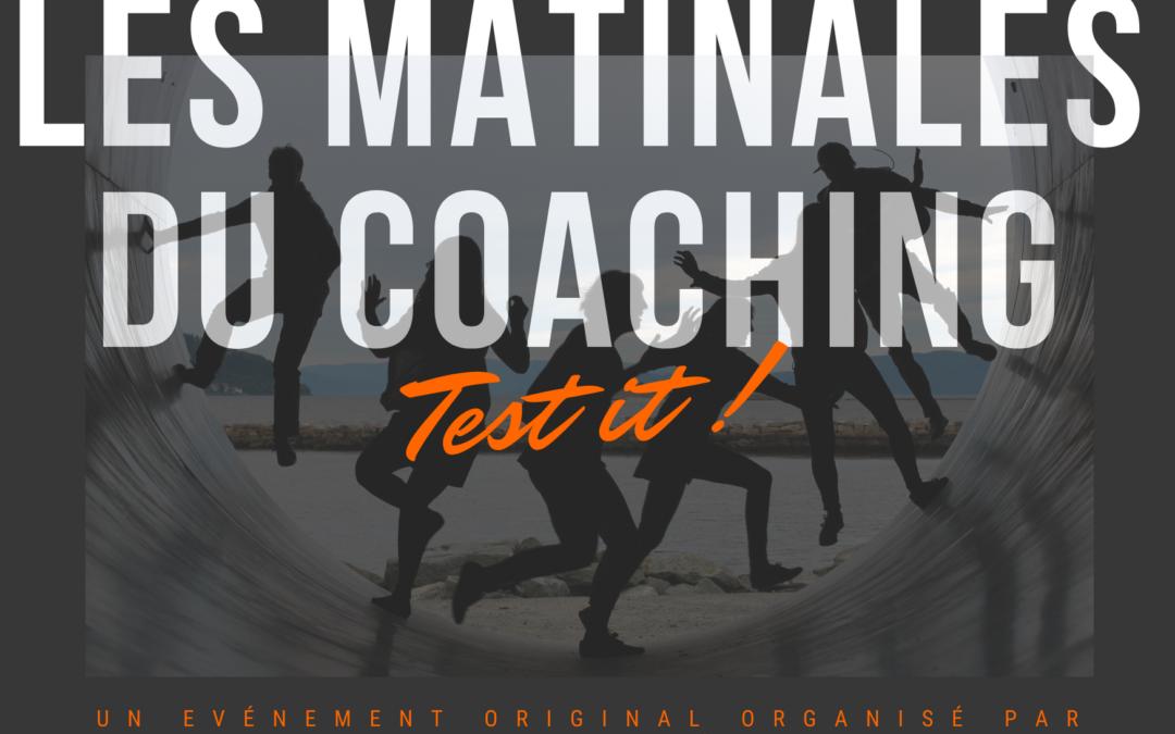 Les Matinales du coaching : un événement original !