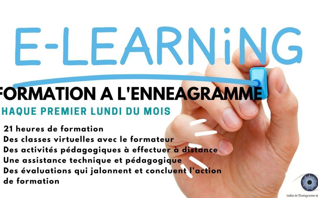 Formation à l'ennéagramme en e-learning chaque premier lundi du mois