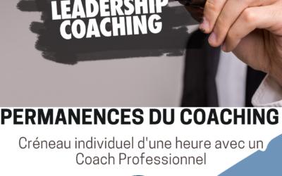 Un nouvel événement : les permanences du coaching à la Réunion