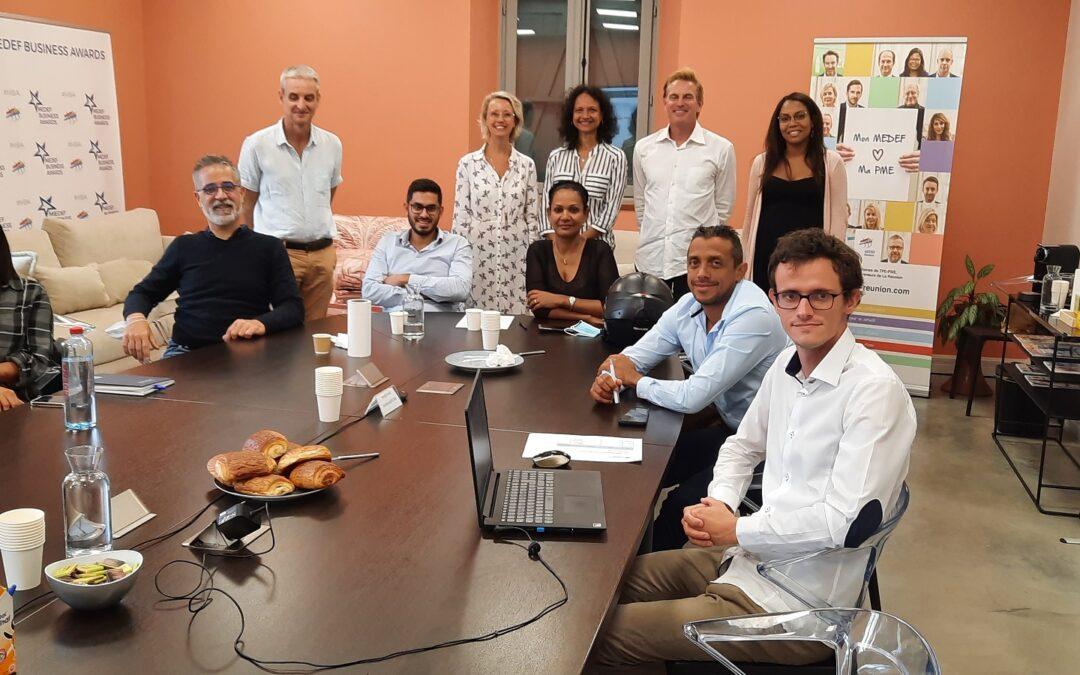 Matinale du coaching pour les adhérents du MEDEF Réunion